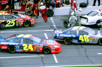 2003 Pit Stops