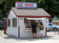 Brazil Restaurant Ethnic Village 2011 Illinois State Fair, Springfield, Illinois