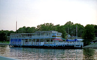 City of Baton Rouge Riverboat Le Claire, Iowa Mississippi River 2000
