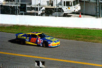 """NASCAR Cup Series Kenny Wallace #55 Square D Monte Carlo qualifying 1999 Daytona 500."""