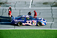 NASCAR Cup Series Christian Fittipaldi 33 Monaco Coaches Chevy Monte Carlo qualifying 2003 Daytona 500