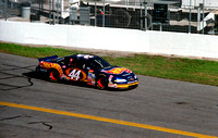"""NASCAR Cup Series Kyle Petty 44 Hot Wheels Grand Prix qualifying 1999 Daytona 500"""