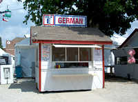 German Restaurant Ethnic Village 2011 Illinois State Fair, Springfield, Illinois