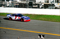 """NASCAR Cup Series Michael Waltrip 7 Phillips Monte Carlo qualifying 1999 Daytona 500"""
