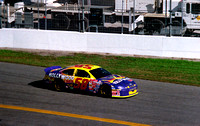 """NASCAR Cup Series Ricky Craven 55 Hollywood Video Ford Taurus qualifying 1999 Daytona 500"""